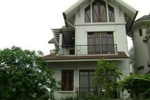Hà Nội: Giá biệt thự đang chào bán cao nhất 47,4 tỷ đồng