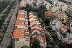 HoREA: không phải thời điểm bàn về thuế nhà