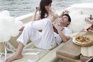 Ảnh độc quyền: Hình cưới của cô dâu xì-tin Quỳnh Chi