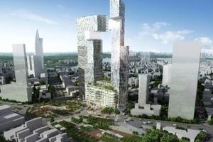 Sắp khởi công dự án Ben Thanh Towers