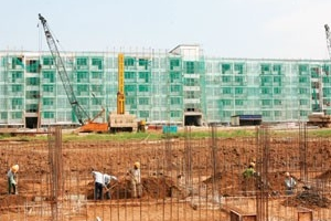 Dự án nhà ở công nhân dài cổ chờ vốn