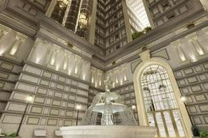 Nội thất đế vương trong căn hộ 5 triệu USD