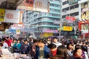 Trung Quốc và 'cơn nghiện' bất động sản Hồng Kông