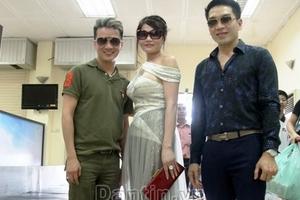 Miss ITgo 2013: Ca sỹ Đàm Vĩnh Hưng đã tới Hà Tĩnh