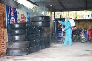 Bridgestone tiên phong xử lý lốp thải, góp phần diệt trừ ổ dịch sốt xuất huyết