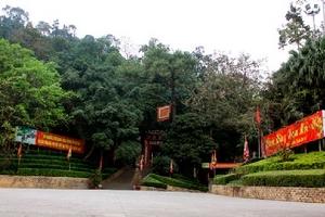 Khu Di tích lịch sử Đền Hùng: Tích cực chuẩn bị đón đồng bào và du khách trong dịp Tết Nguyên đán 2018