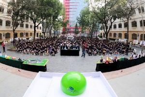 Trường Nguyễn Siêu tổ chức Ngày hội STEM