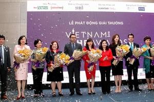 Công bố giải thưởng Vietnam HR Awards cho các doanh nghiệp có chính sách nhân sự tốt