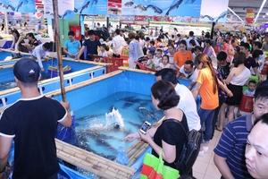 Quảng bá, giới thiệu cá Sông Đà đến với người dân Thủ đô