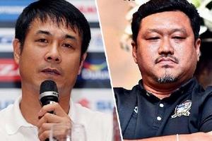 HLV Worrawoot Srimaka của U22 Thái Lan gửi lời thách đấu Hữu Thắng