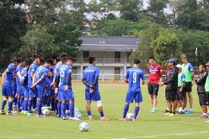 Hữu Thắng chốt danh sách 20 cầu thủ U22 Việt Nam dự SEA Games 29