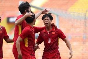 Công Phượng lập cú đúp, U22 Việt Nam thắng đậm U22 Campuchia ở SEA Games 29