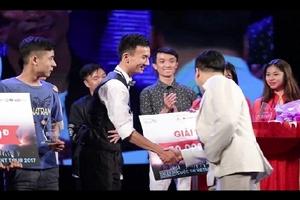 Vietnam's Talent Tour 2017: Trung Hiếu đăng quang với tiết mục ảo thuật