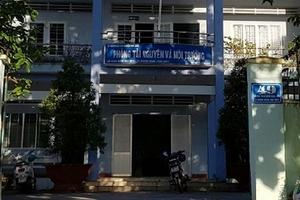 Cán bộ phòng TN-MT huyện Phú Quốc bị bắt tạm giam