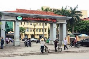 Lùm xùm bổ nhiệm cán bộ ở Bệnh viện đa khoa Thanh Hóa: Làm sai luật