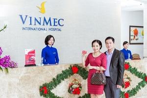 An tâm chăm lo gia đình với ưu đãi lớn từ Vinmec và Bảo Việt