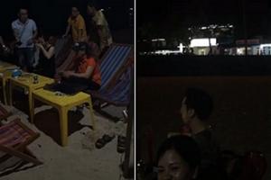 """Nhóm du khách Hà Nội """"tố"""" bị chặt chém khi ngồi ăn tại Đồ Sơn"""