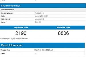Galaxy Note9 dùng chip Exynos 9810 mạnh hơn Snapdragon 845
