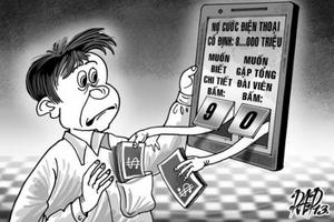 Khách hàng VNPT cần cảnh giác trước các chiêu lừa đảo mới