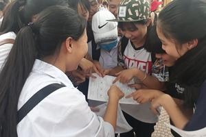 Đề thi vào lớp 10 Hưng Yên: Môn Tổng hợp thí sinh tự tin lấy điểm cao