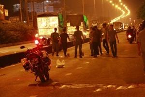 Nghi án nam thanh niên bị bắn gục trên quốc lộ ở Sài Gòn