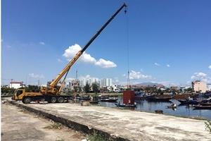 Ứng dụng hệ vi sinh vật phân hủy nền đáy để xử lý môi trường tại Thọ Quang, Đà Nẵng