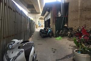 Thanh Xuân (Hà Nội): Tồn tại nhiều bãi trông giữ xe trái phép tại phường Thượng Đình
