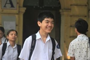 Điểm thi vào lớp 10 năm 2018: Công bố điểm thi