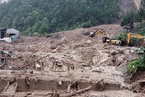 Mưa lũ tại các tỉnh phía Bắc làm 30 người chết và mất tích