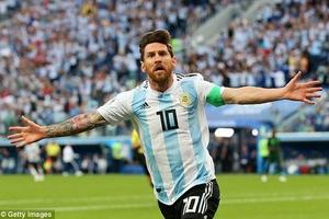 Messi nói gì sau màn thoát hiểm thần kỳ của Argentina?