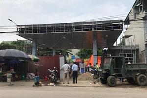 """UBND huyện Ba Vì """"hợp thức hóa"""" sai phạm của Cty xăng dầu Hà Sơn Bình?!"""