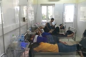 Vụ hàng chục học viên ngộ độc: Cơ sở cung cấp bữa ăn không đảm bảo