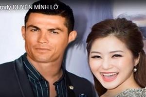 Hương Tràm từ chối Ronaldo vì sút hỏng penalty