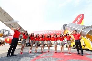 Cơ hội nào để trở thành tiếp viên Vietjet Air?