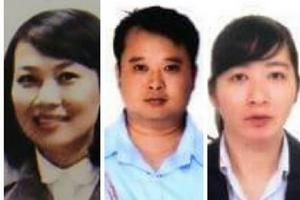 Truy nã 3 lãnh đạo ngân hàng OceanBank Hải Phòng