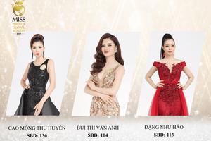 Cận cảnh nhan sắc Top 30 Chung kết Miss Perfect Global Beauty 2017 tại Hàn Quốc