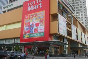 Siêu thị Lotte Mart: Bán hàng giả, ruồi nhặng 'bâu' trong tủ bánh?