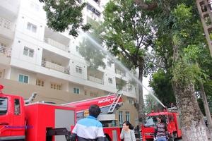 Từ hôm nay, tất cả các công trình, nhà cao tầng phải mua bảo hiểm cháy nổ