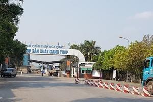 Nghi vấn khuất tất trong vụ cháy ở nhà máy thép Hòa Phát