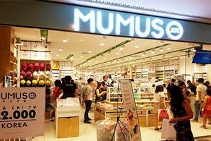 Cục Quản lý thị trường kiểm tra chuỗi cửa hàng Mumuso