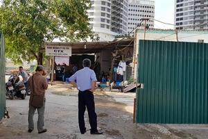 Hà Nội: Cưỡng chế GPMB dự án tòa nhà hỗn hợp Constrexim Complex