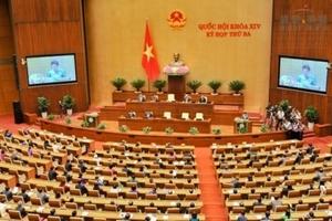 Khai mạc Kỳ họp thứ 4, Quốc hội khóa XIV