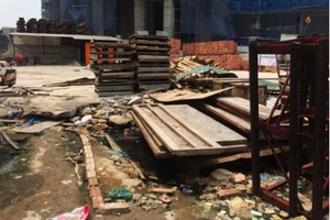 Bất động sản 6/4: Nhiều sai phạm về môi trường tại Dự án Imperial Plaza 360 phóng, buộc ca sĩ Hồ Quỳnh Hương nộp phạt vì xây dựng trái phép