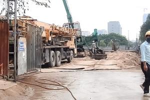 Bắc Ninh: Sai phạm nghiêm trọng tại dự án chung cư xây dựng không phép