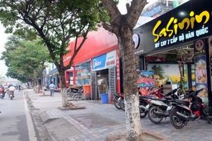 Điểm danh 42 công trình trên đường Nguyễn Khánh Toàn bị cưỡng chế