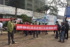 Bất động sản 6/6: Bất cập tại chung cư CT2-TP Tây Nam Linh Đàm; dự án có vết tại quận Thanh Xuân