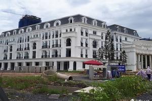"""Hà Nội: Cận cảnh các dự án """"khủng"""" của Tập đoàn Lã Vọng bị thanh tra"""