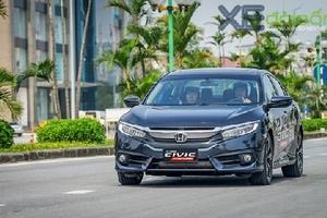 Honda Civic 2016 thắng lớn trong tháng đầu bán tại Việt Nam