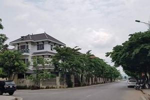 Mục sở thị khu biệt thự triệu đô của quan chức Lào Cai