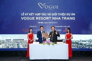 Dự án Vogue Resort Nha Trang chính thức ra mắt cộng đồng chuyên viên tư vấn BĐS Hà Nội